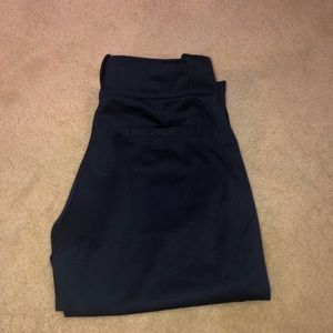 Nike Pants - NWOT Nike Navy Softball Pants